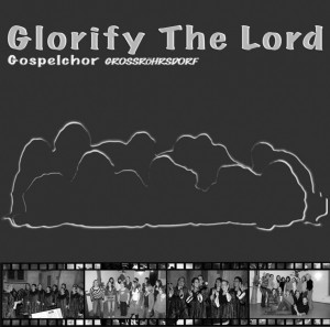 "CD ""Glorify the Lord"""