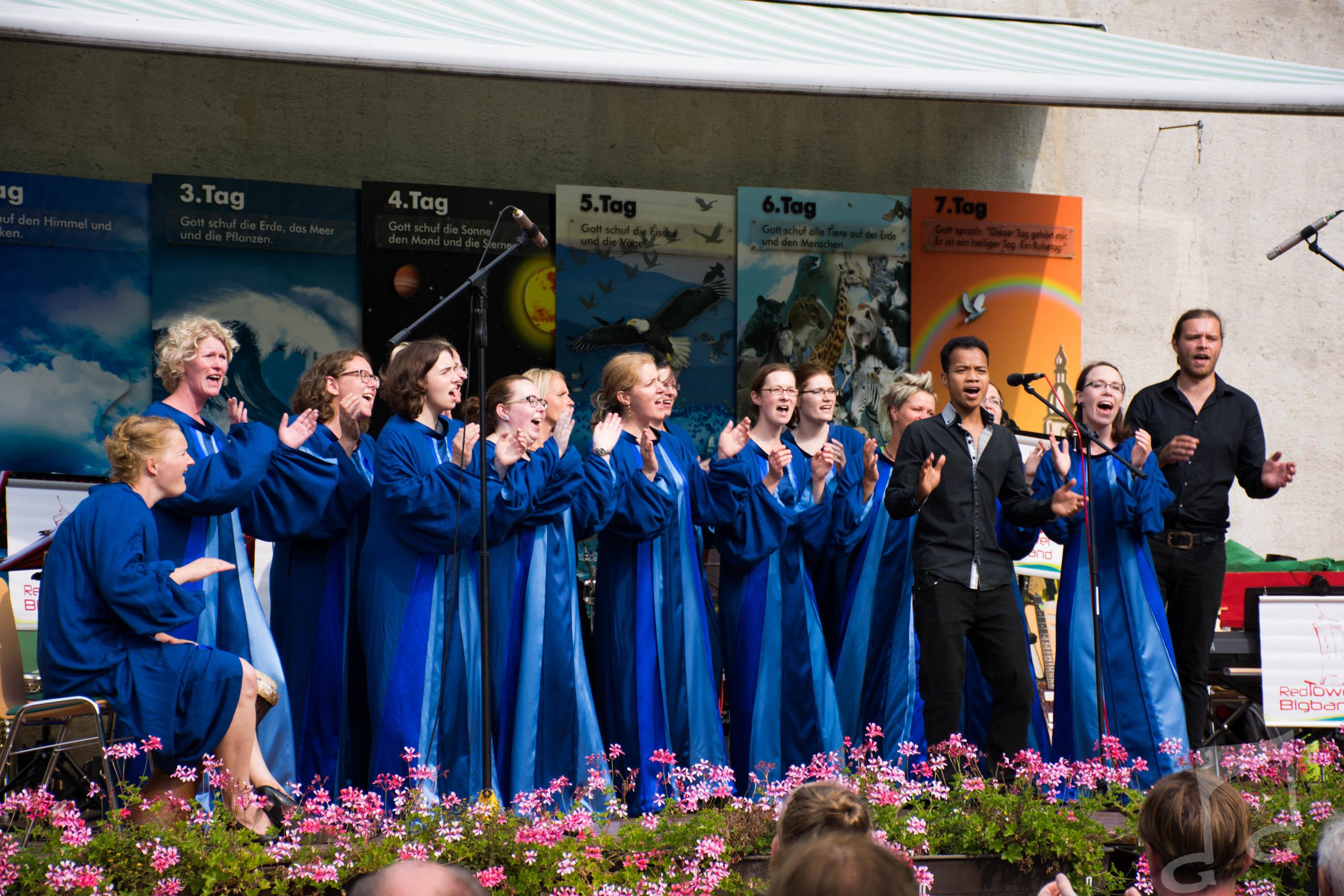 Kräuterfest Kloster 2015